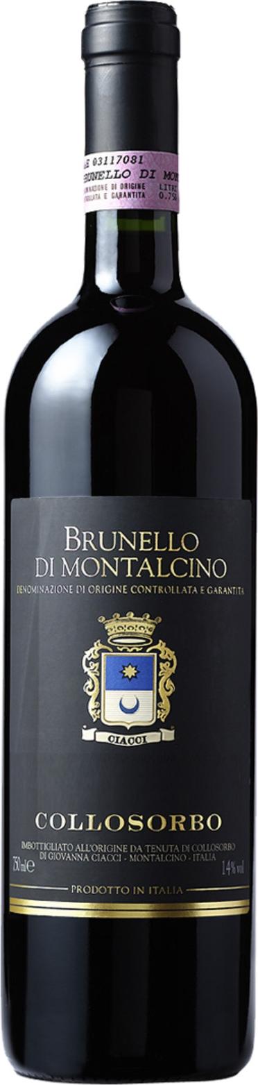 Produktbild på Brunello di Montalcino Collosorbo