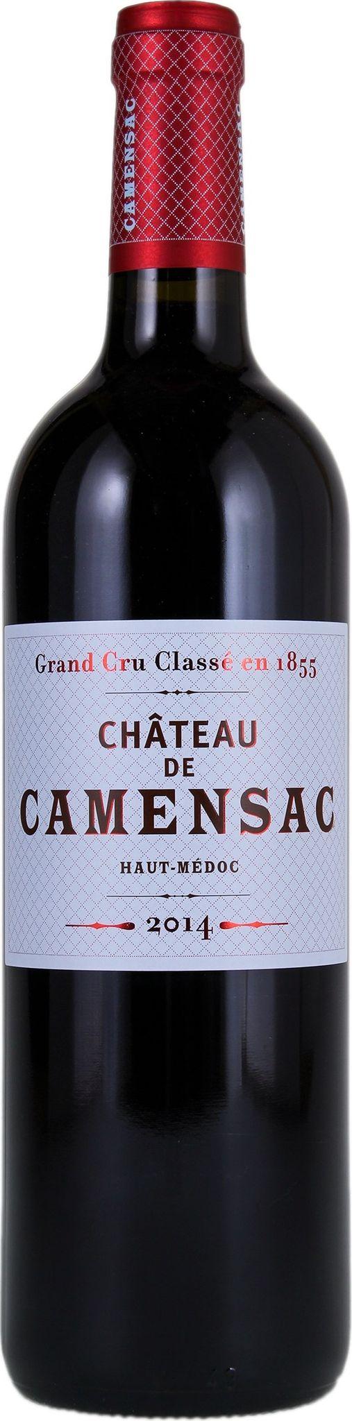 Produktbild på Château Camensac