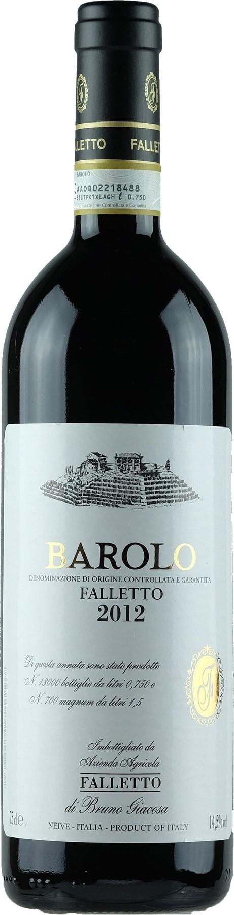 Produktbild på Barolo Falletto