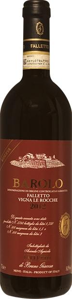 Produktbild på Barolo Falletto Vigna Le Roche