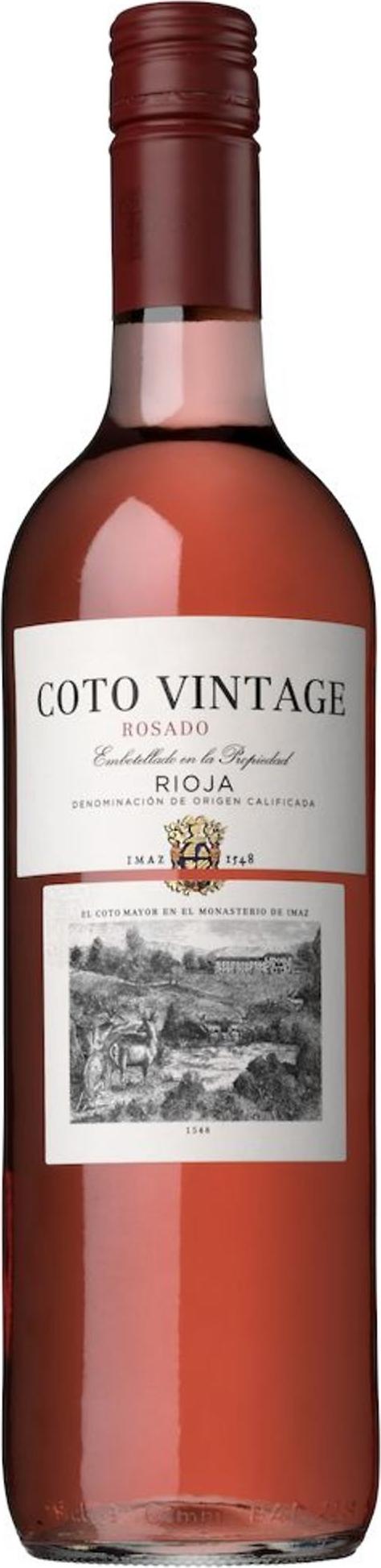 Produktbild på Coto Vintage Rosado