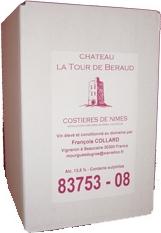 Produktbild på Château la Tour de Beraud
