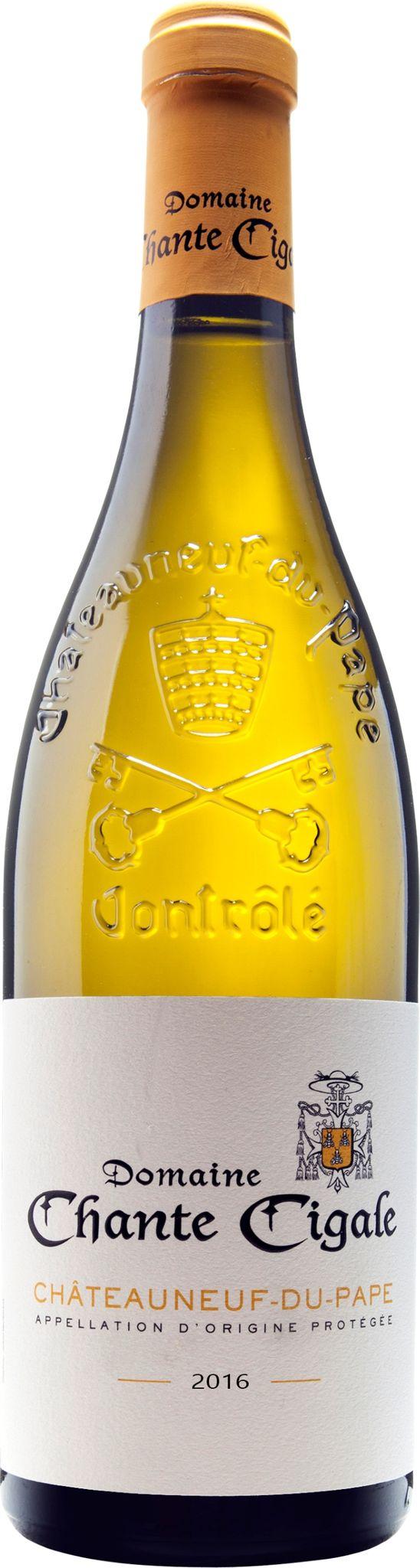 Produktbild på Châteauneuf-du-Pape Chante Cigale