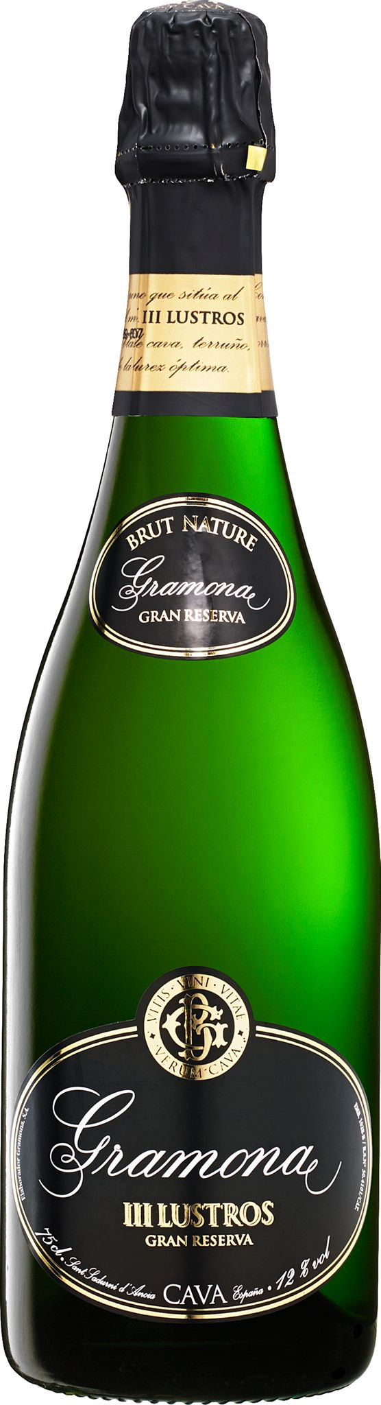 Produktbild på Gramona III Lustros