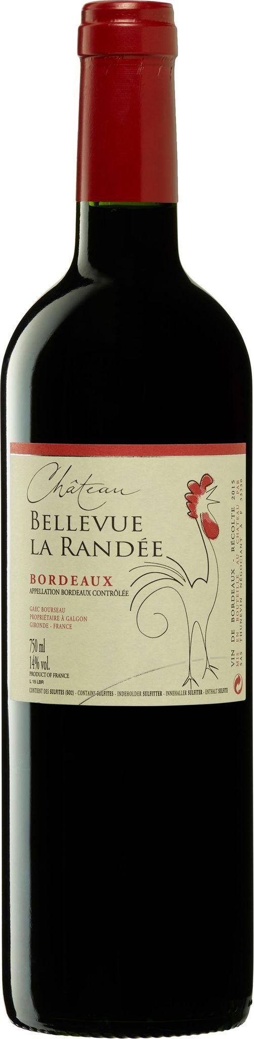 Produktbild på Château Bellevue La Randée