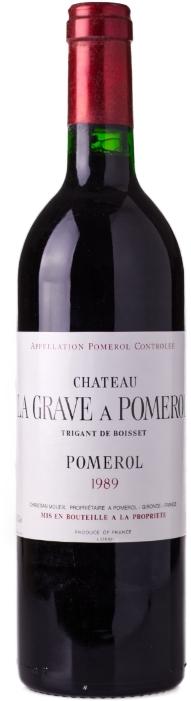 Produktbild på Château La Grave à Pomerol