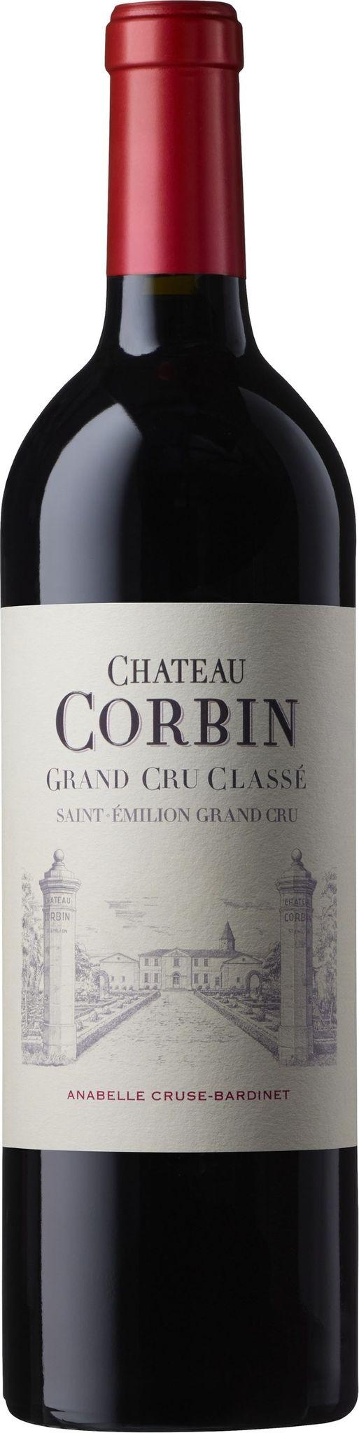 Produktbild på Château Corbin