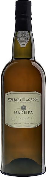 Produktbild på Cossart Gordon