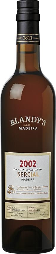 Produktbild på Blandy's Colheita