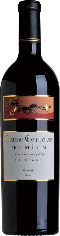 Produktbild på Château Camplazens