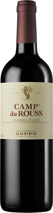 Produktbild på Barbera d´Asti Camp du Rouss