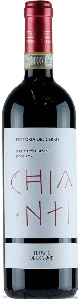 Produktbild på Chianti Colli Senesi