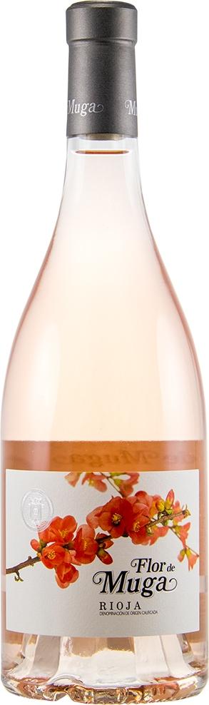Produktbild på Flor de Muga Rosé