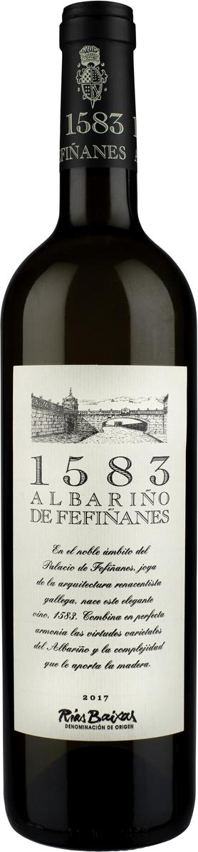 Produktbild på 1583 Albariño de Fefiñanes