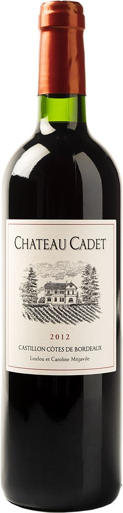 Produktbild på Chateau Cadet