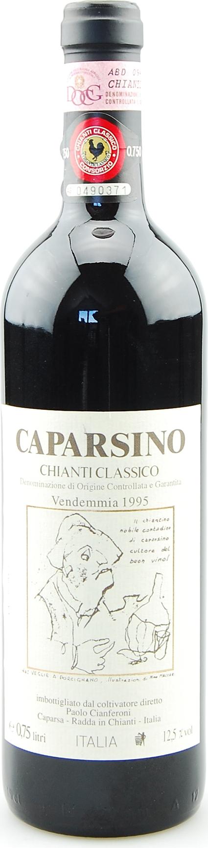 Produktbild på Caparsino