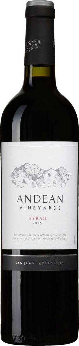 Produktbild på Andean Vineyards
