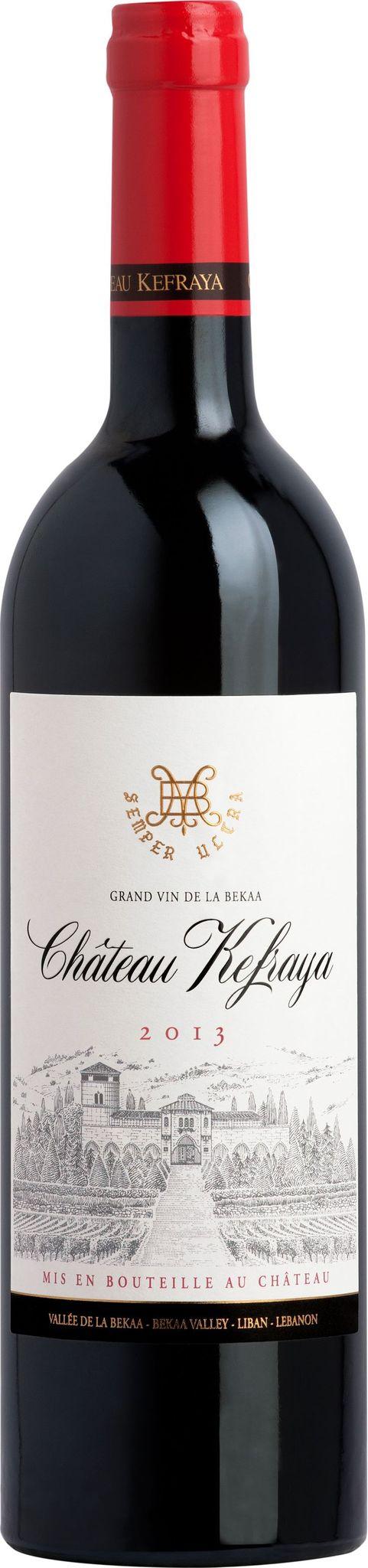 Produktbild på Château Kefraya