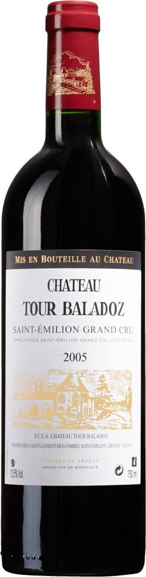 Produktbild på Château Tour Baladoz