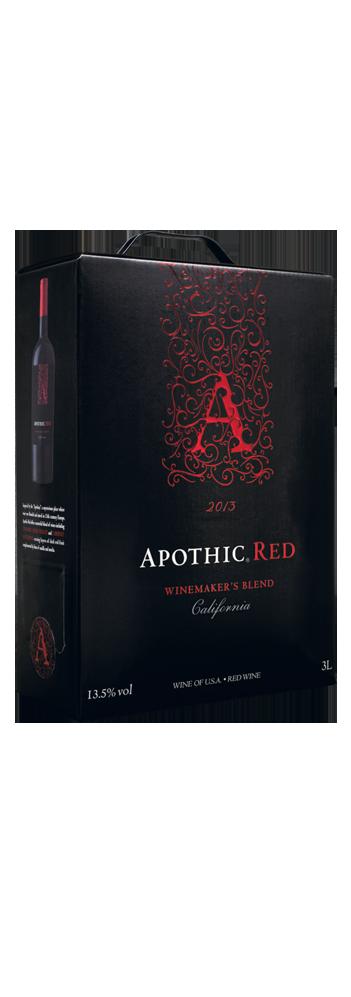 Produktbild på Apothic Red