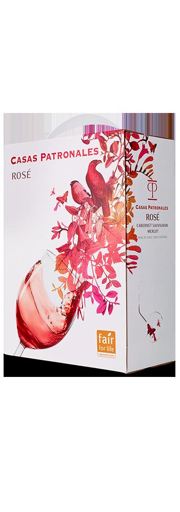 Produktbild på Casas Patronales Rosé