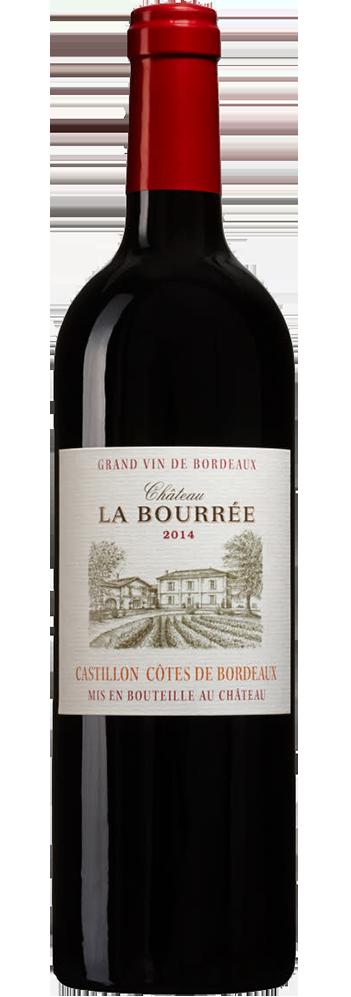 Produktbild på Château La Bourrée