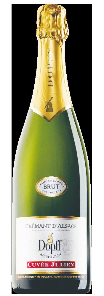 Produktbild på Dopff Brut Cuvée Julien