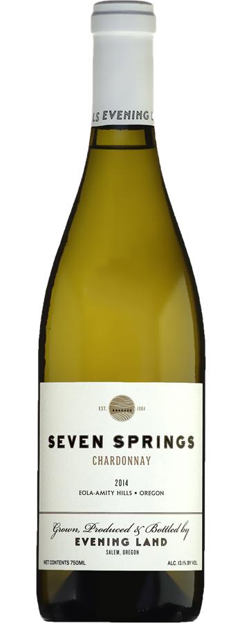 Produktbild på Seven Springs Chardonnay