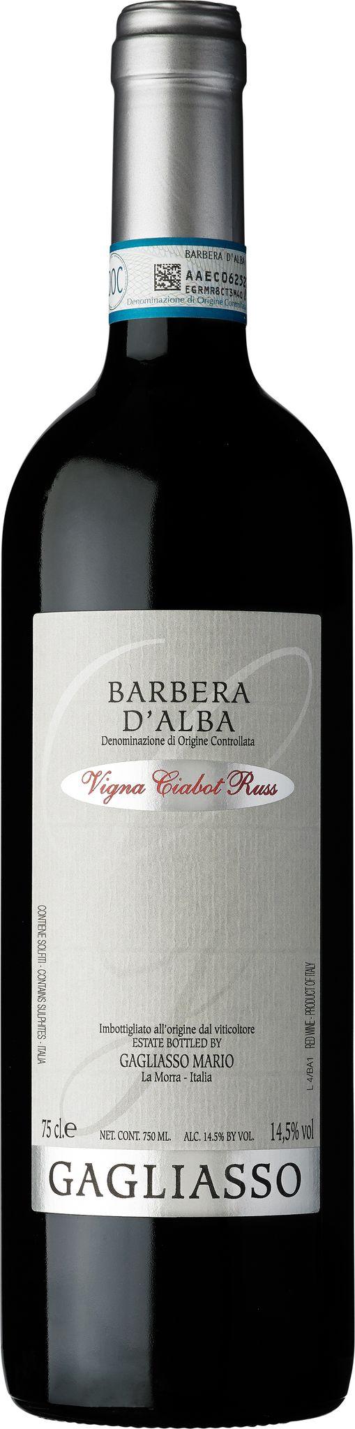 Produktbild på Barbera d'Alba