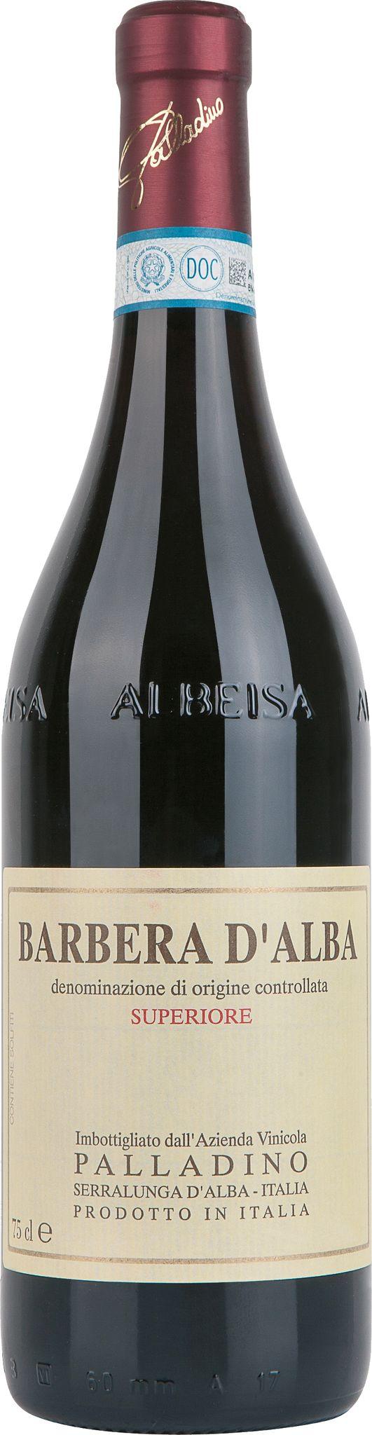 Produktbild på Barbera d'Alba Superiore