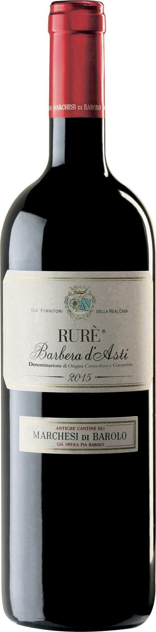 Produktbild på Barbera d'Asti Rurè