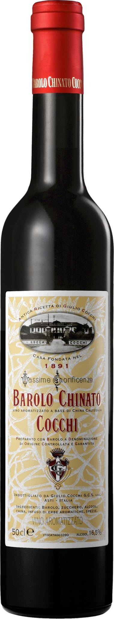 Produktbild på Barolo Chinato Cocchi