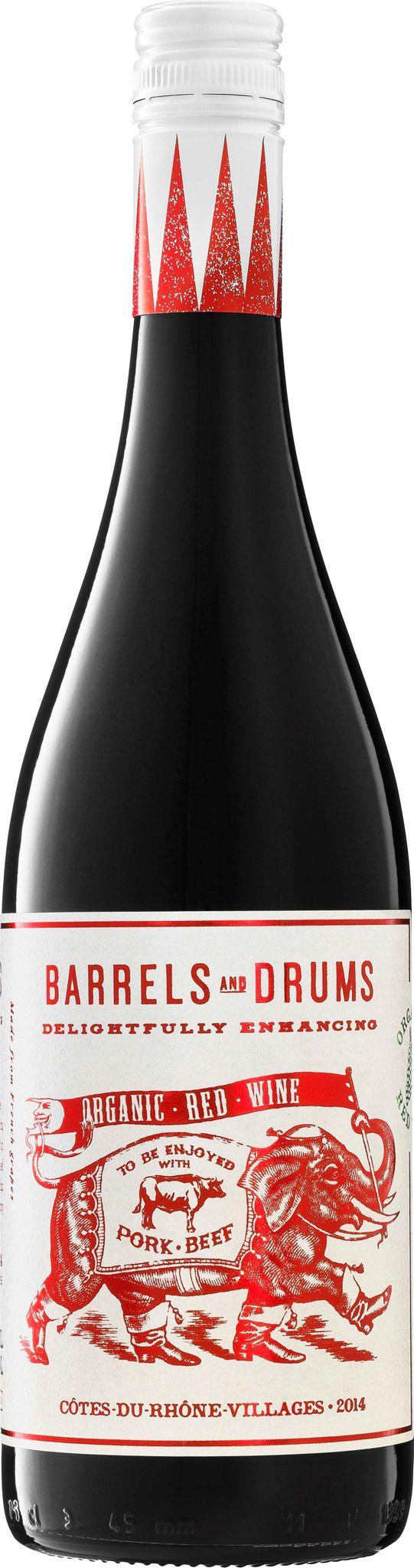 Produktbild på Barrels & Drums
