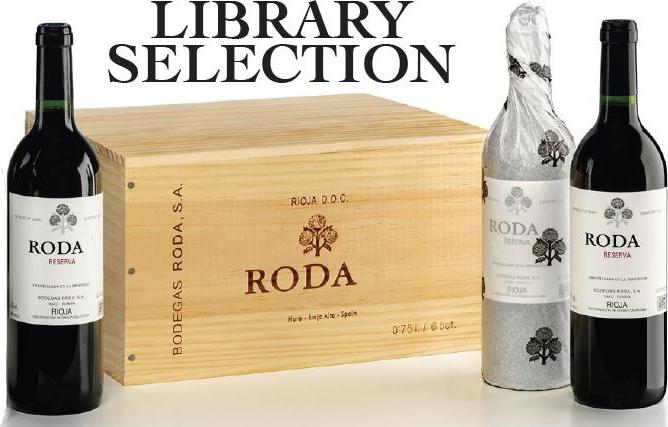 Produktbild på Bodegas Roda