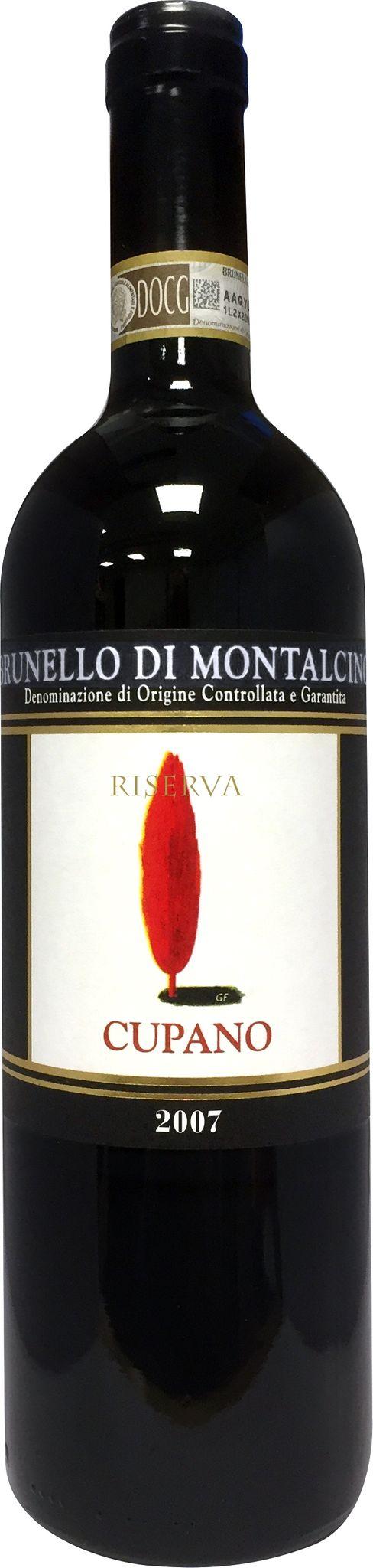 Produktbild på Brunello di Montalcino Riserva