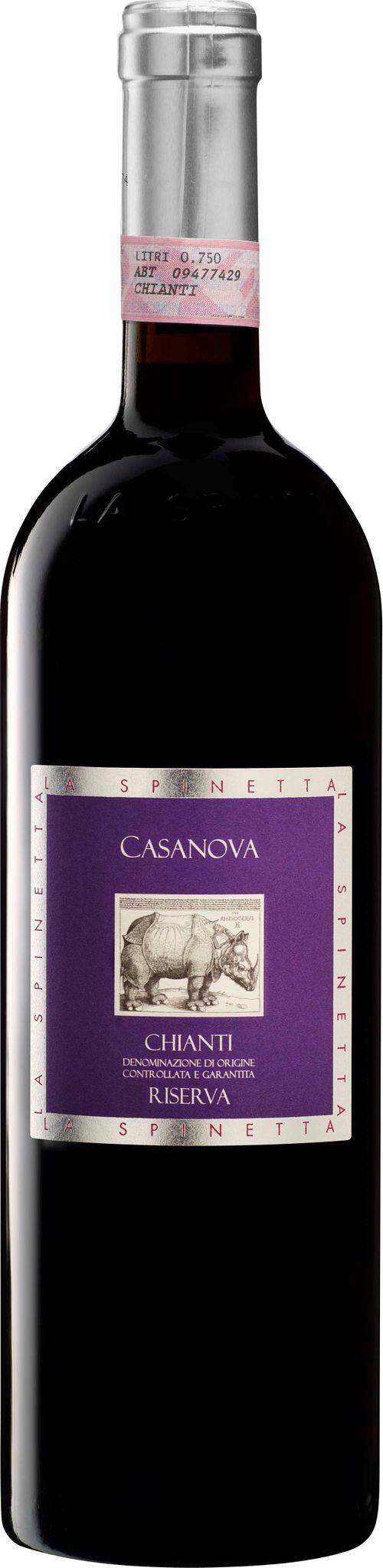 Produktbild på Casanova Chianti Riserva