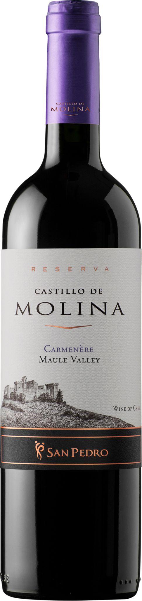 Produktbild på Castillo de Molina