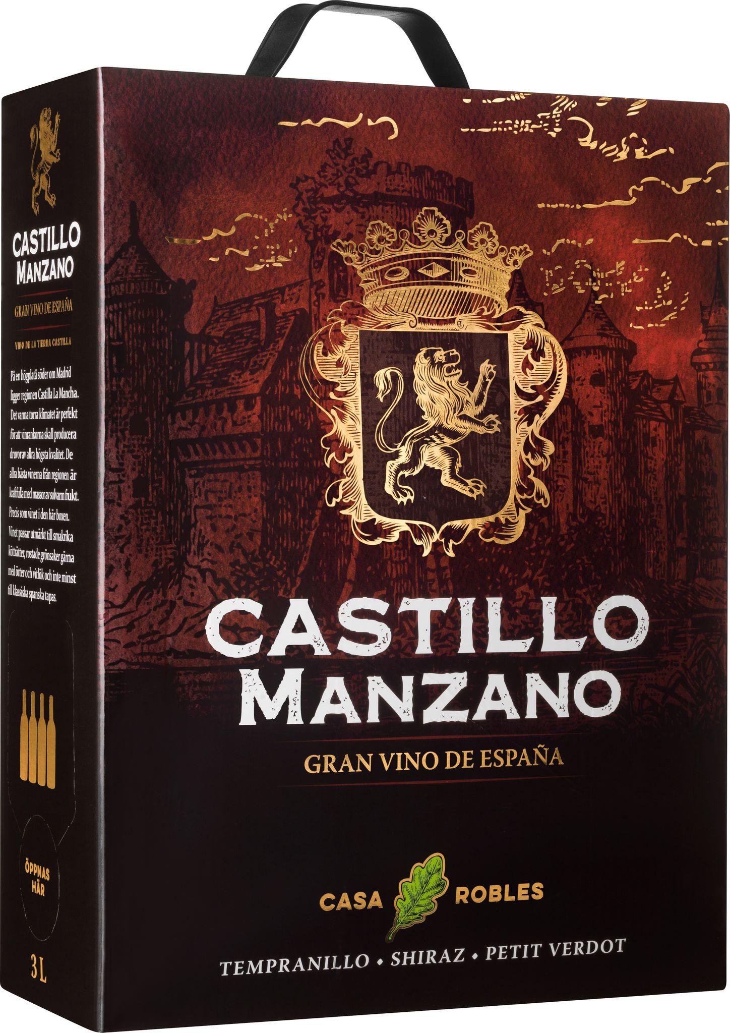 Produktbild på Castillo Manzano