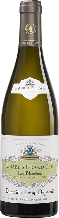Produktbild på Chablis Grand Cru Les Blanchots