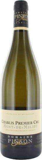 Produktbild på Chablis Premier Cru Mont-de-Milieu