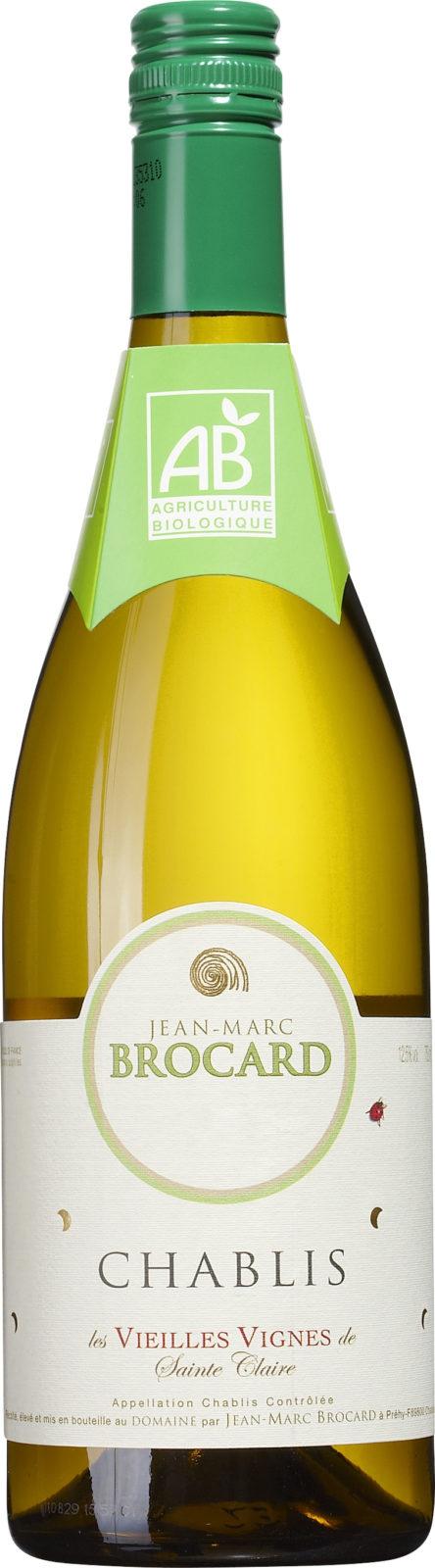 Produktbild på Chablis Vieilles Vignes Sainte Claire