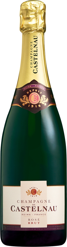Produktbild på Champagne De Castelnau