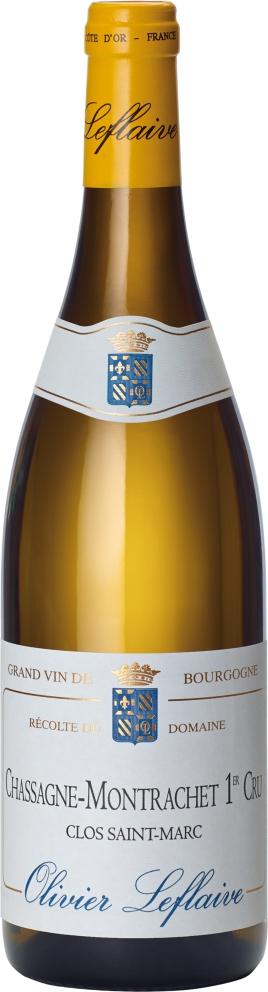 Produktbild på Chassagne-Montrachet 1er Cru Clos Saint-Marc