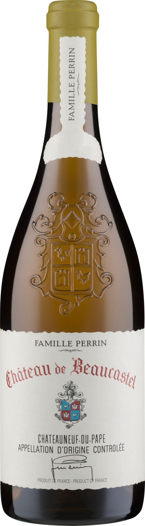 Produktbild på Château Beaucastel Blanc