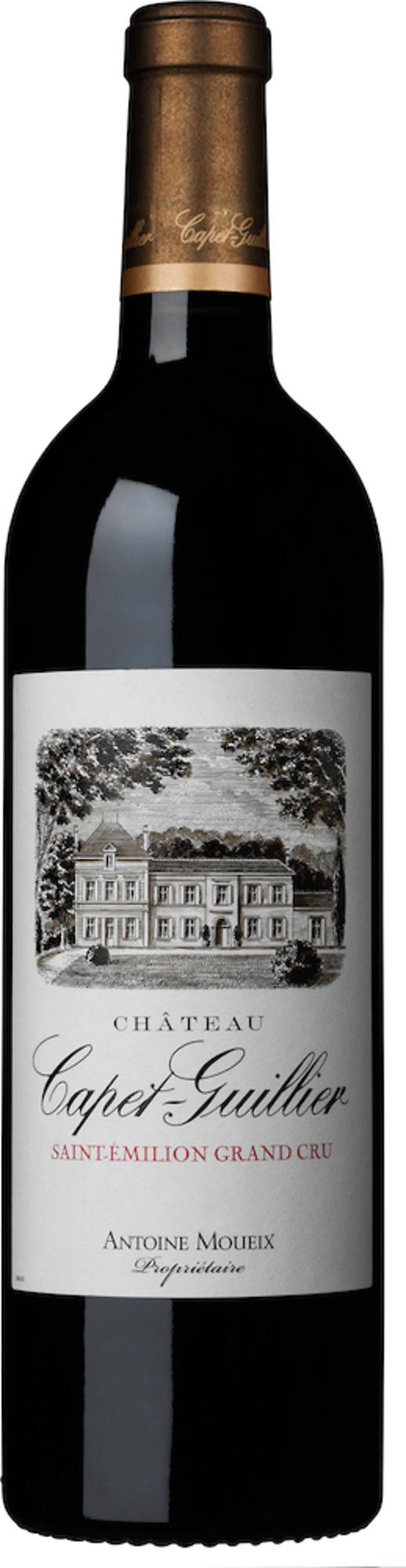 Produktbild på Château Capet-Guillier