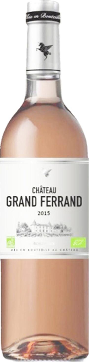 Produktbild på Château Grand Ferrand Rosé