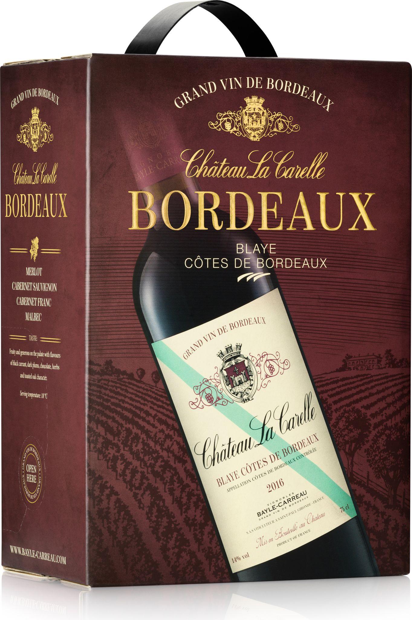 Produktbild på Château la Carelle