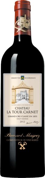 Produktbild på Château La Tour Carnet