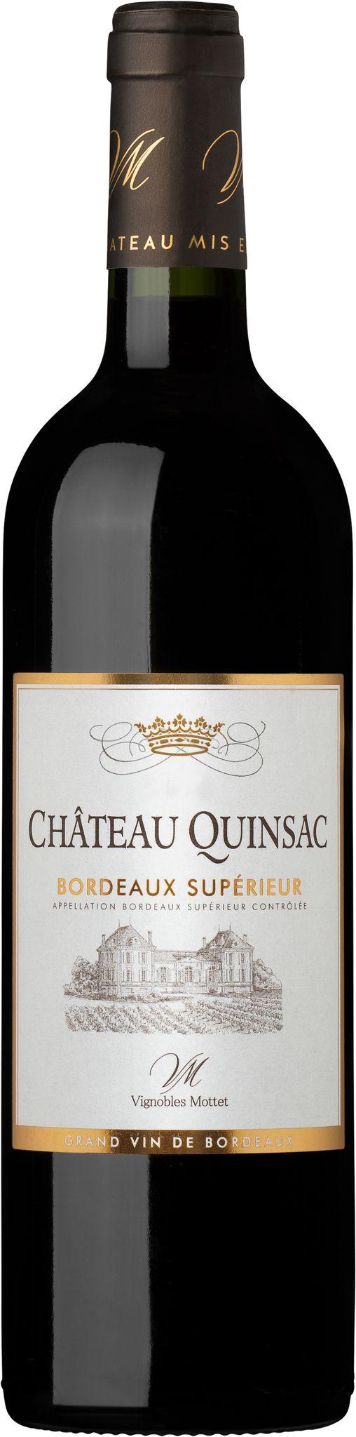 Produktbild på Château Quinsac