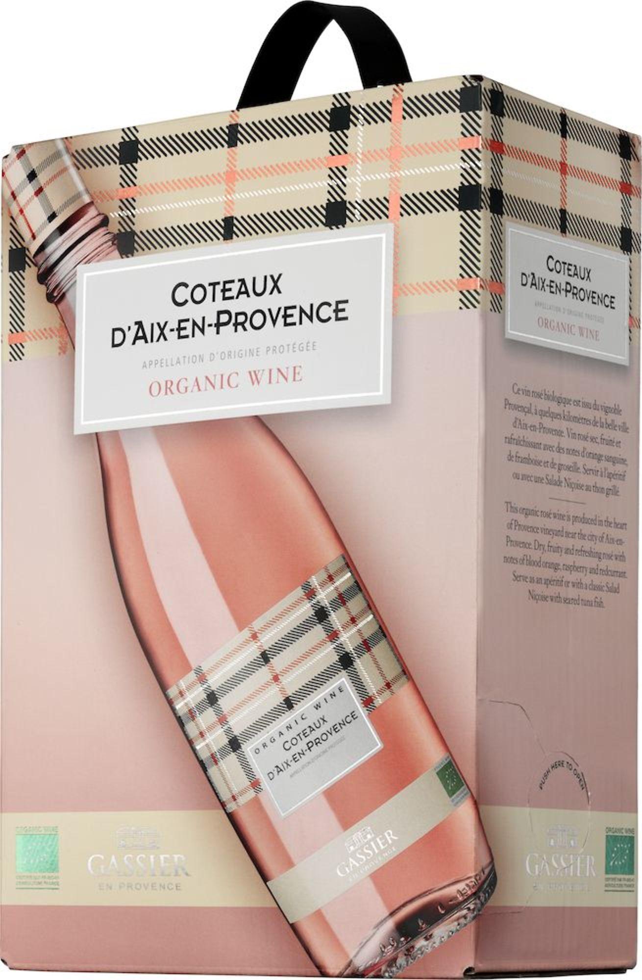 Produktbild på Coteaux d'Aix en Provence